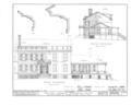 Colonel Charles Williamson House, 839 South Main Street, Geneva, Ontario County, NY HABS NY,35-GEN,2- (sheet 3 of 13).png