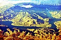 Columbia River aerial at Sanpoil River Arm 03A.jpg