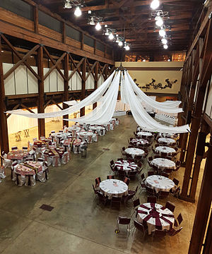 Columbus Ironworks - Image: Columbus Ironworks North Exhibit Hall