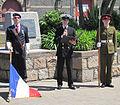 Commémoration de l'Appel du 18 Juin 1940 Saint Hélier Jersey 18 juin 2012 08.jpg