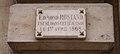 Commemorative plaque - Edmond Rostand birth - 1868.JPG