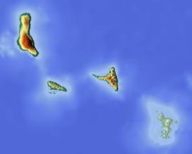 Monto Karthala situas en Komoroj