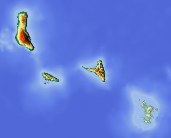 Comoros location map Topographic.png
