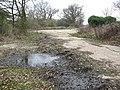 Concrete tracks to nowhere - geograph.org.uk - 1769890.jpg