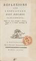 Condorcet, Réflexions sur l'esclavage des nègres, page de titre.png