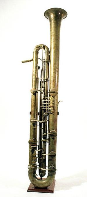 Sarrusophone - Conn Sarrusophone (c. late 1850s)