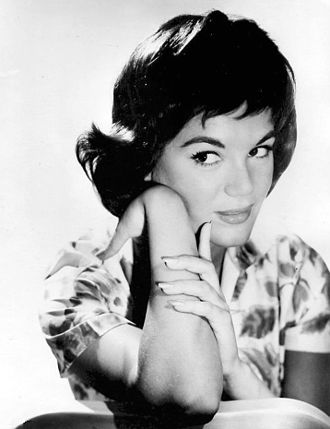 Connie Francis - Francis in 1961