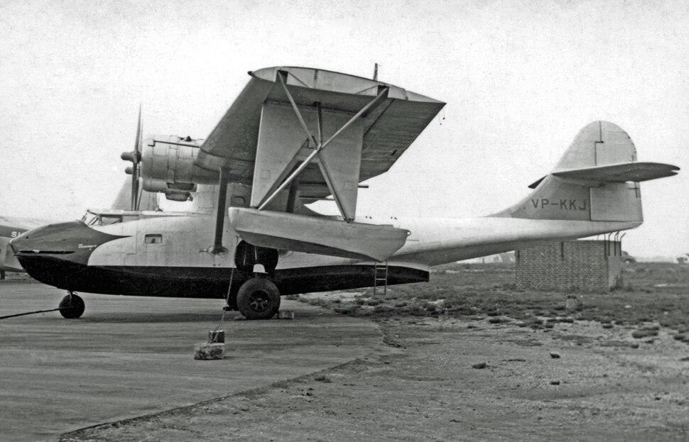 Consolidated.Vickers OA-10A VP-KKJ BLA 05.06.53 edited-2
