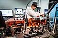 Construction du laser Apollon grand projet scientifique qui implique plusieurs laboratoires de l'Ecole Polytechnique (le LULI, LSI, LOA et LLR) - 45630655104.jpg