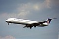 Continental Airlines MD-82; N14890@DCA;19.07.1995 (6083507365).jpg