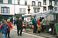 Conwy street market at Lancaster Square - geograph.org.uk - 304517.jpg
