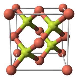 Copper(I) fluoride chemical compound