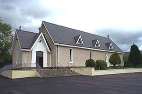 Cornamona, Co. Galway, Roman Catholic Church - geograph.org.uk - 223173.jpg