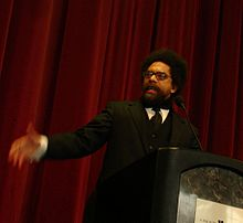 cornel wests contribution to african amercian philosophy Educator and philosopher dr cornel west is the class of 1943 university professor of religion and african american studies at princeton university.