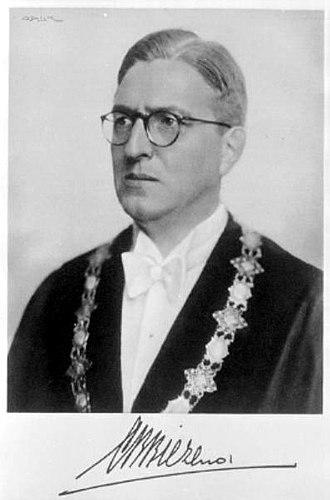 Cornelis Benjamin Biezeno - C.B. Biezeno
