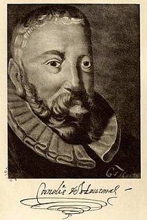 Cornelis de Houtman Dutch explorer