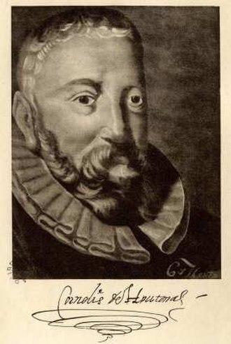 Cornelis de Houtman - Image: Cornelis de Houtman