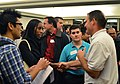 Corps engineers showcase federal jobs to students at Career Fair (6312065241).jpg