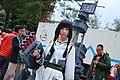 Cosplayer of Kitakami, Kantai Collection at CWT41 20151212f.jpg