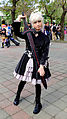 Cosplayer of Saber Alter, Fate stay night at PF23 20151025a.jpg
