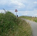 Country lane south of Goadby, Leicestershire - geograph.org.uk - 505526.jpg