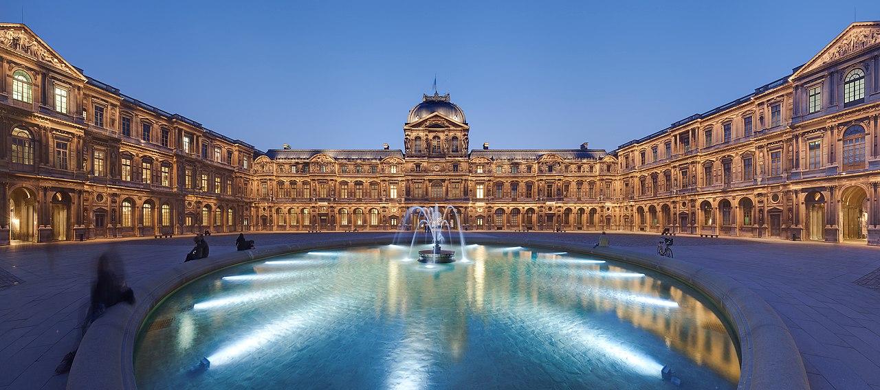 ملفcour Carrée Louvre Museum 2 April 2009jpg ويكيبيديا