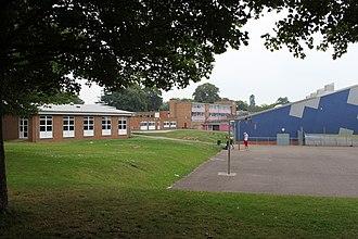 Court Fields School - Image: Court Fields Community School