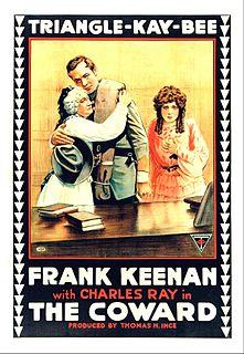 <i>The Coward</i> (1915 film) 1915 film by Reginald Barker, Thomas H. Ince