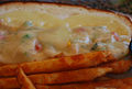 Crab melt with provolone cheese.jpg