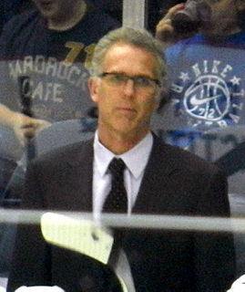 Craig MacTavish Canadian ice hockey player