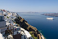 Crater rim alley - Fira - Santorini - Greece - 04.jpg