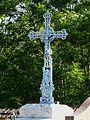 Creyssensac-et-Pissot cimetière Creyssensac croix principale (2).JPG
