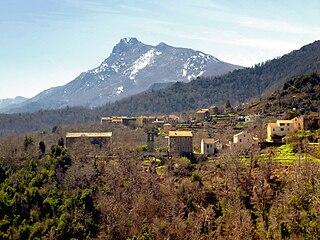 Crocicchia Commune in Corsica, France