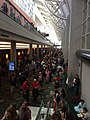 Crowds in the Salt Palace Convention Center at the 2014 Salt Lake Comic Con in Salt Lake City, Utah.jpg