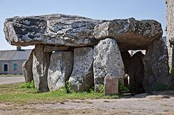 Image illustrative de l'article Dolmen de Crucuno