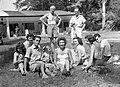 Csoportkép, 1959. Fortepan 26487.jpg