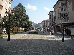 Cugir - Town centre