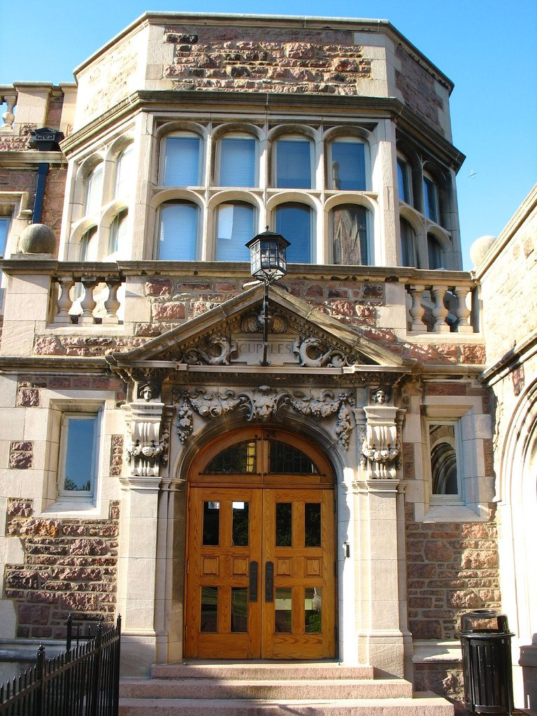 Cupples I Building at Washington University in St. Louis
