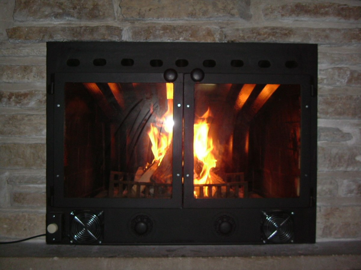 Fireplace Insert Wikipedia