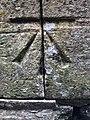 Cut Mark at Scarborough, St Nicholas Cliff.jpg