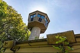 Dülmen, Kirchspiel, ehem. Sondermunitionslager Visbeck, Beobachtungsturm der US Army -- 2020 -- 7447.jpg