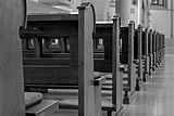 Dülmen, St.-Viktor-Kirche, Innenansicht -- 2018 -- 0829 (bw).jpg