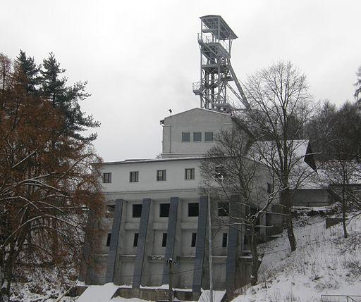 Důl Svornost, Jáchymov2