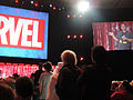 D23 Expo 2011 - Marvel panel - fans line up to ask Joe Quesada questions (6081400200).jpg