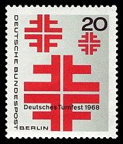 DBPB 1968 321 Turnfest