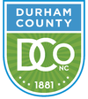 Logo of Durham County, North Carolina