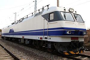 China Railways DJ1 - DJ1-0003