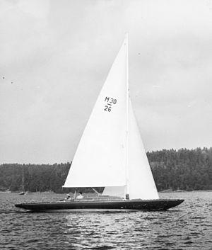 Mälar 30 - Mälar 30 yacht