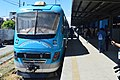 DOST Hybrid Electric Train at the PNR Alabang Station.jpg