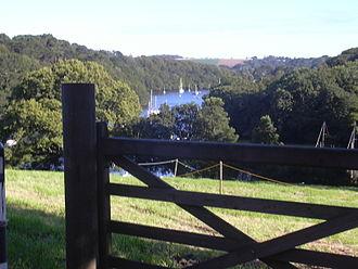 Porth Navas - Port Navas Creek, Helford River, Cornwall